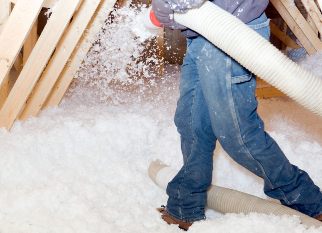 Attic Insulation Company Ennis