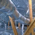 radiant barrier installation Arlington
