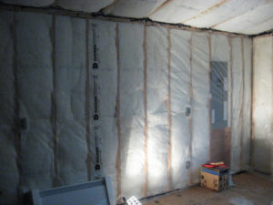 Attic insulation installation Plano TX